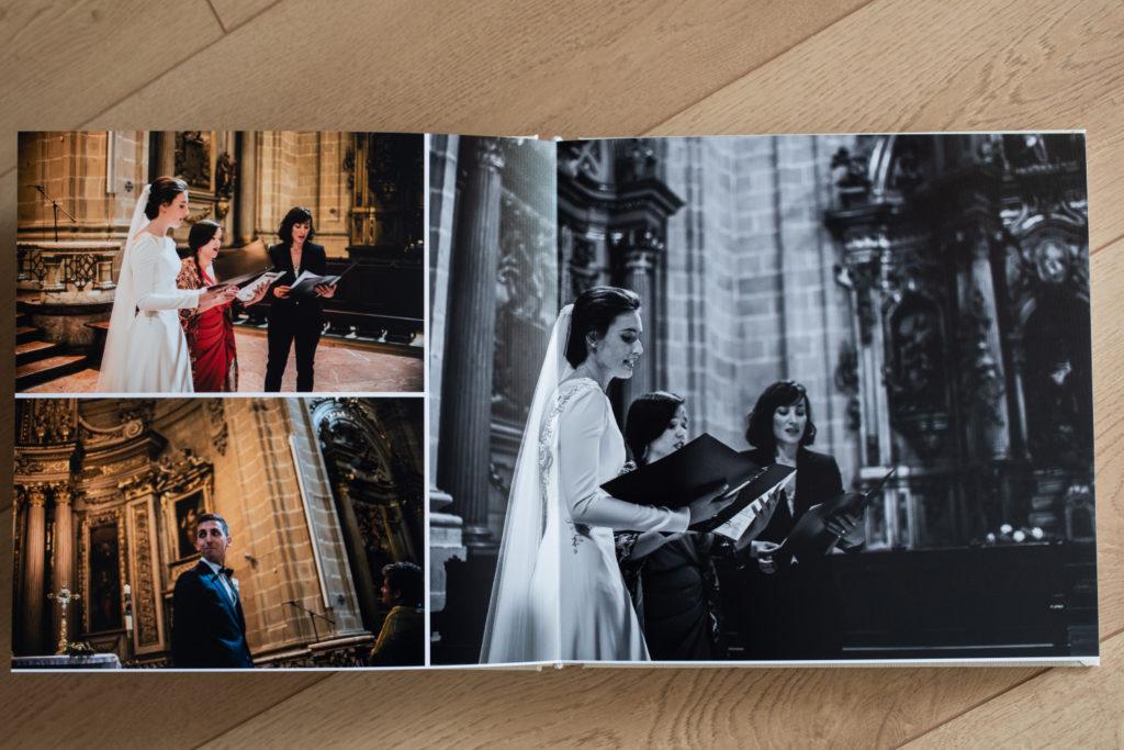 album boda fotografo profesional gipuzkoa pais vasco donostia san sebastian dreambooks reportaje